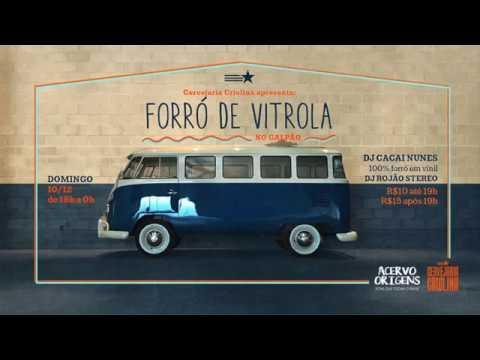 Mixtape - Rojão Stéreo no Forró de Vitrola Acervo Origens - Dezembro de  em Brasília DF