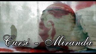 Cursi - Miranda - (Empty Diary)