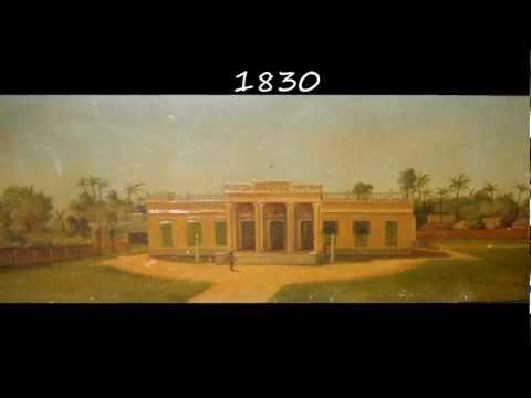The Danish Government House in Serampore