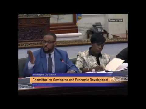 Committee on Commerce and Economic Development 10-26-2016