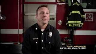 Scott Waldvogel: 2013 Liberty Mutual Insurance National Firemark Award Winner