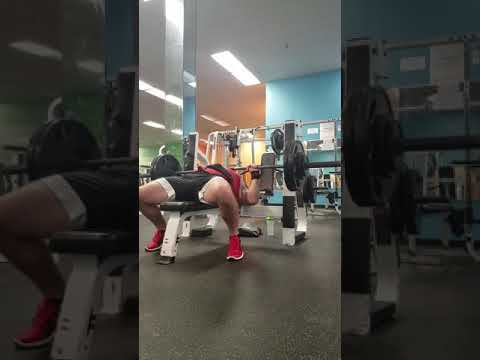 255x6 pause bench