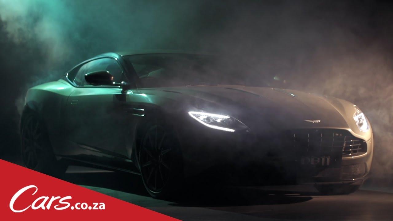We Drive The Aston Martin Db11 Youtube