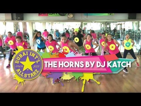 The Horns | DJ Katch | Zumba® Fitness Choreo | Ademz Maandig