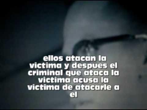 Malcolm X - ellos te atacan a ti (subtitulado en español)