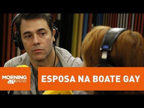 Claudio Lins Conta Como Conheceu Esposa Em Boate Gay