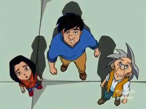 Приключения Джеки Чана часть 1 эпизод 10