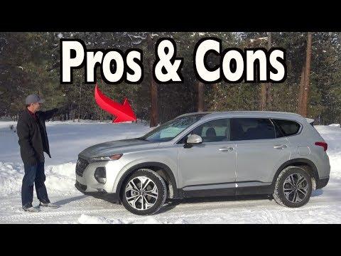 Reasons FOR And AGAINST: 2019 Hyundai Santa Fe On Everyman Driver