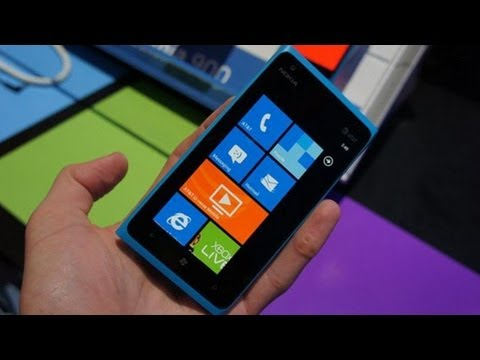 Nokia Lumia 900 Windows Phone 7.8 Upgrade Hands On Review