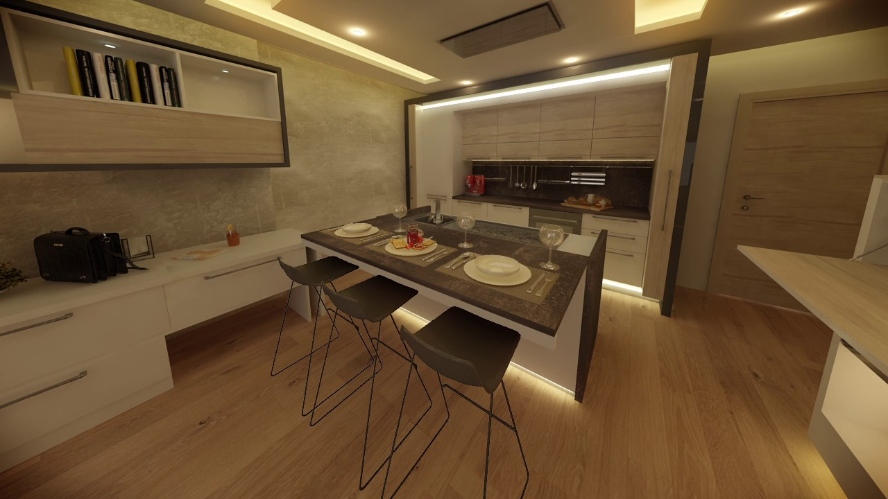 Plan De Travail Coulissant la magie des meubles multifonctionnels