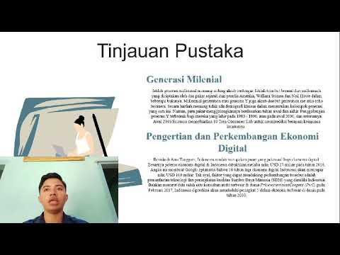 Bahasa Indonesia Artikel Ilmiah Youtube