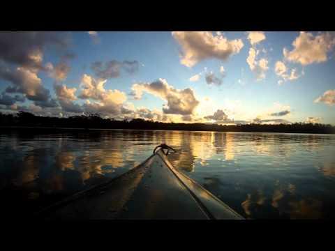 GoPro - Canoeing and Fishing
