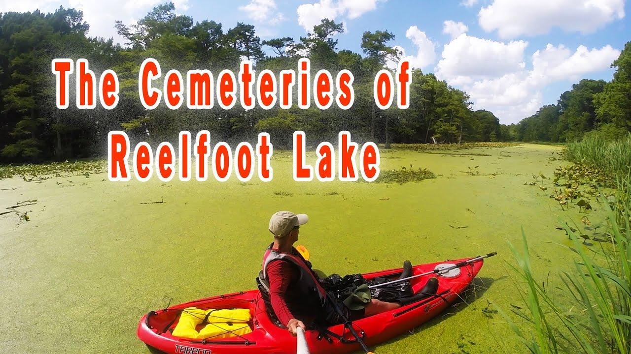 The Cemeteries of Reelfoot Lake