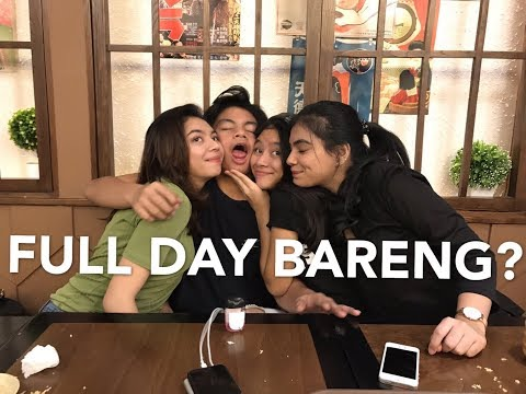 FULL DAY WITH BRABO SIBLINGS?!