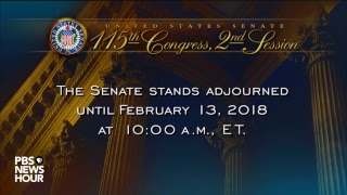 WATCH LIVE: Senate begins rare debate on immigration and 'Dreamers'