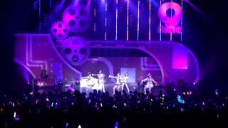 9nineが 2013年3月10日(日)中野サンプラザにて行ったワンマンライブの様...