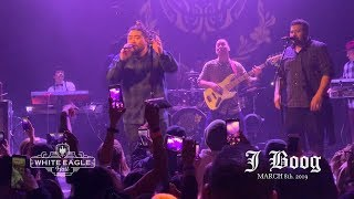 Show Close - J Boog at White Eagle Hall, Jersey City