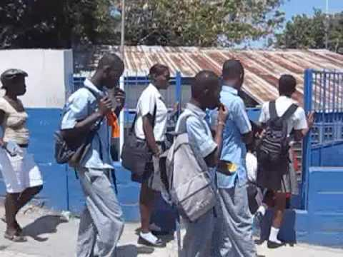 Port-au-Prince, Haiti, Before the Earthquake, School, Education, and Sustainability Issues Part 1