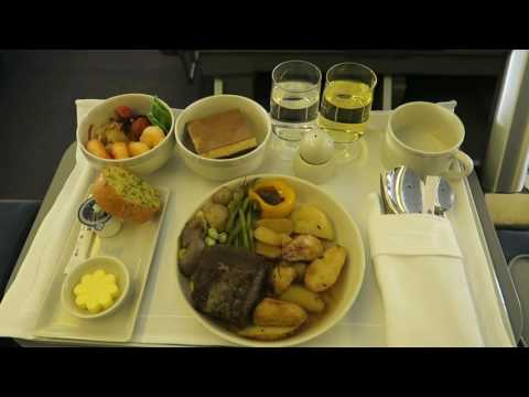 Singapore Airlines Business Class Experience: SQ974 Singapore to Bangkok
