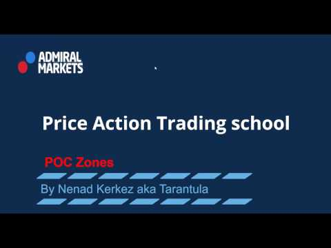 Price Action Trading School: POC Zones (Jan 26, 2017)