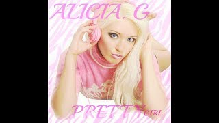 Alicia G - Pretty Girl (Official Lyric Video)