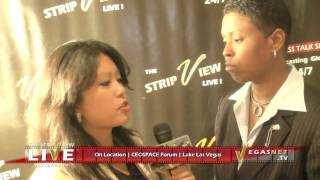 "Success Showcase With Vernice ""FlyGirl"" Armour, Black Female Keynote Speaker"