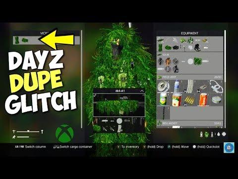 (OLD DO NOT WATCH) DayZ Duplication Glitch - Xbox One