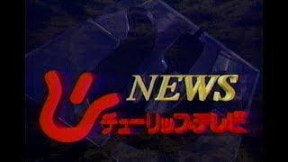 【1995年1月】CM集&チューリップニュース@富山