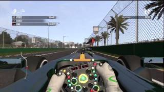 F1 2011 Commentary Review Formula One