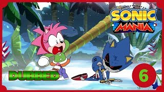 Sonic Mania Adventures Part 6 - Metal Christmas | Dubbed