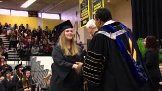 2014 UMBC Winter Undergraduate Commencement Ceremony