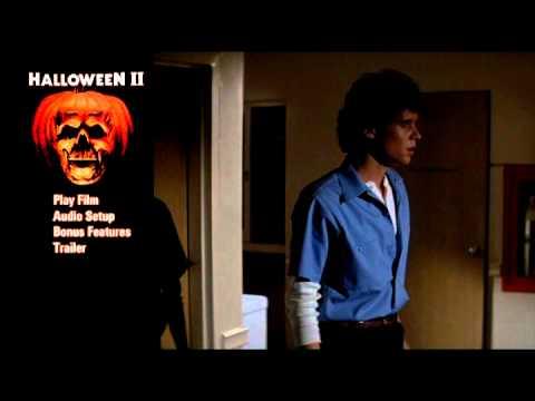 Halloween II (1983) Animated DVD/Blu-ray Menu