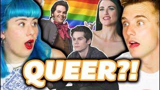 Gays React To Queerbaiting feat. Calum McSwiggan