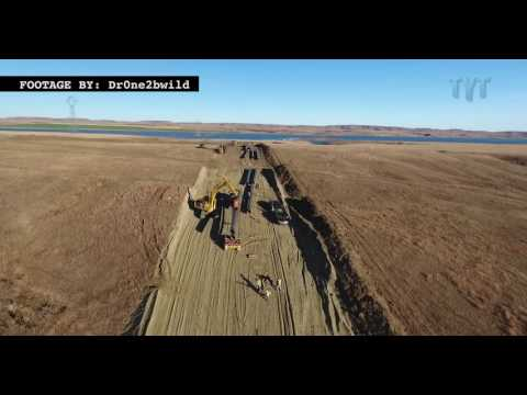 BREAKING: Dakota Access Pipeline Nearly Completed