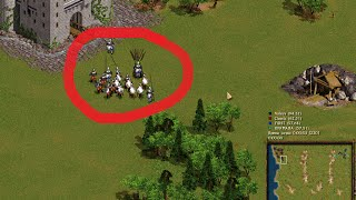 Казаки снова война читер вставляет юнитов несколько раз | Cossacks back to war cheater