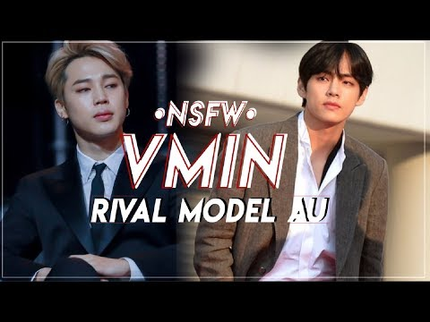 ✦Meddle About//vmin//rival Models Au [nsfw]
