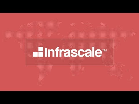 Infrascale Dashboard Overview