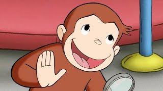 Georges le Petit Singe 🐵Un Os! Pour Georges 🐵Saison 1 🐵Dessin Animé 🐵Animation Pour Enfants
