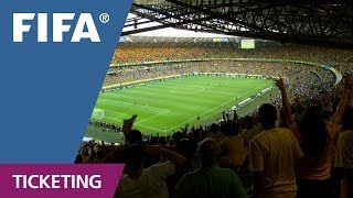 Get your FIFA World Cup™ Tickets on FIFA.com