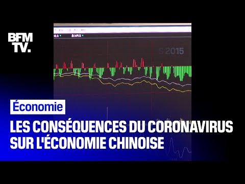 Quelles sont les conséquences du coronavirus sur l'économie chinoise ?