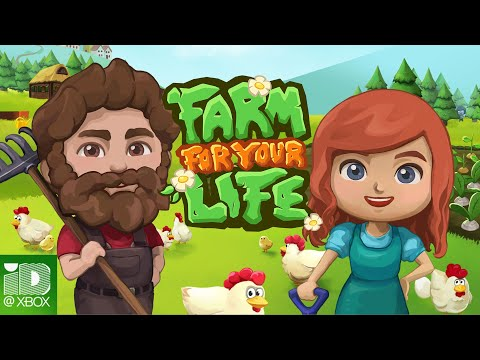 Бесплатная демо-версия Farm for your Life стала доступна на Xbox