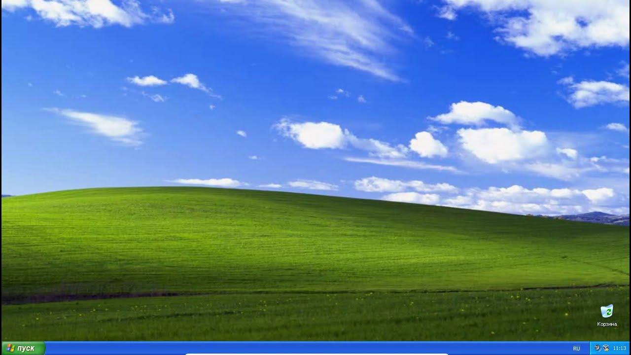 Windows XP - настройка под VirtualBox (Часть 1 - пересъемка)
