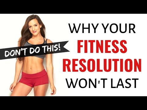 Expectation Vs. Reality – New Years Resolutions! WATCH THIS BEFORE YOU MAKE YOUR RESOLUTION!