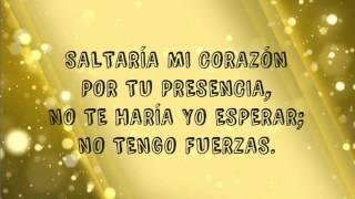 Vuelve a llamar (letra) - Jesús Adrián Romero. thumbnail