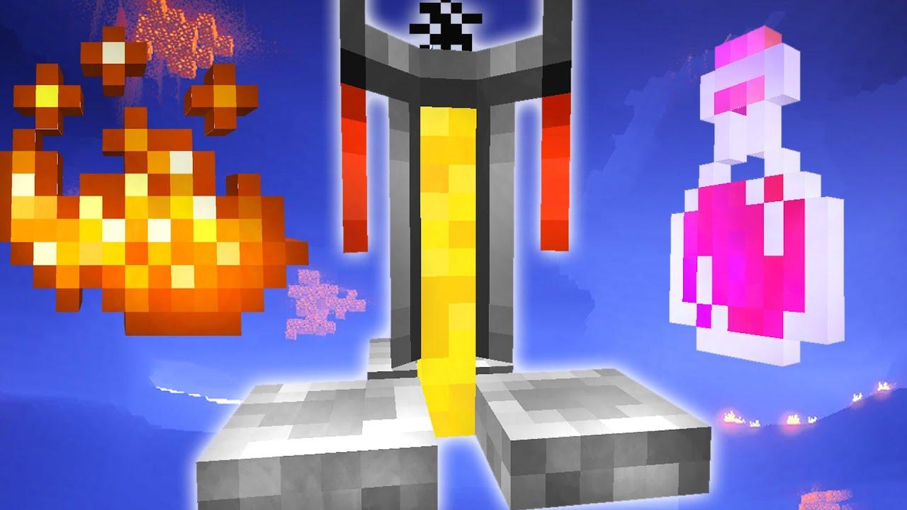 Minecraft Brauen-Tutorial (Deutsch) - YouTube