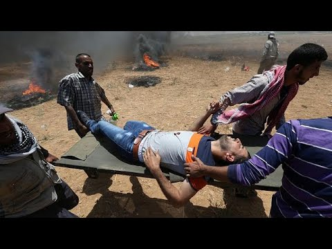 """L'Autorité palestinienne dénonce un """"massacre"""" à Gaza"""