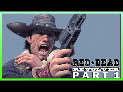 Where It All Began - Red Dead Revolver Gameplay Part 1 [PS4 Pro] thumbnail