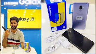 Samsung Galaxy J8 unboxing | Review Hindi | Urdu Pakistan