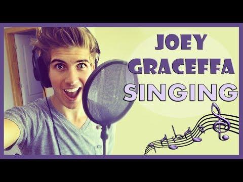 Joey Graceffa SINGING!