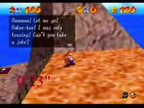 Myles ~ Super Mario 64 - Mystery Of The Monkey Cage 0'52